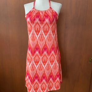 Tehama orange dress